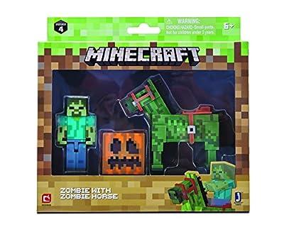 Minecraft 16603 Zombie Horse Pack, Multi-Colour