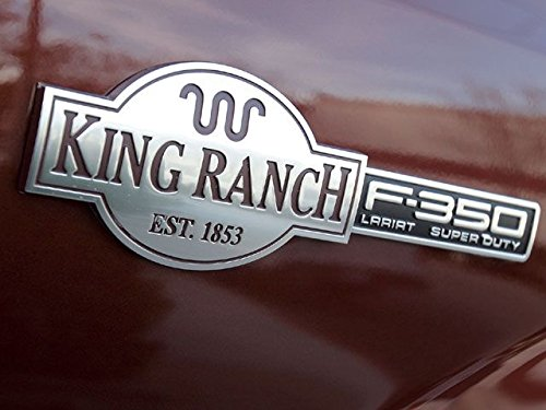 Best f350 king ranch emblem to buy in 2019