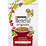 Purina Beneful Dry Dog Food, Originals With Real Chicken Accented With Avocado, Carrots & Tomatoes - 15.5 lb. Bag
