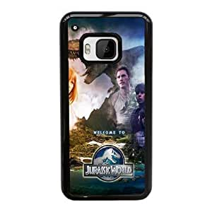 HTC One M9 Cell Phone Case Black Jurassic Park SF8614698