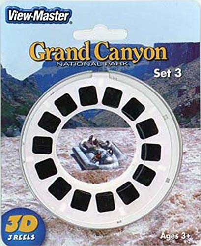 View Master: Grand Canyon National Park - Set 3 by View Master