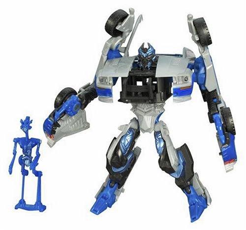 Barricade Transformers Movie Car (Transformers Movie Deluxe Recon Barricade)