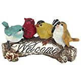 Design Toscano Welcome Statue/Sign