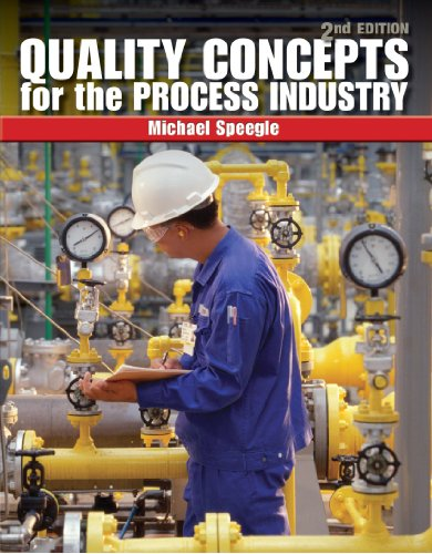 Quality Concepts For Process Industry