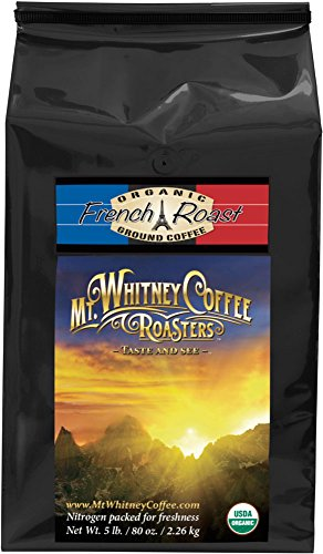 Arabica Wet Processed Dark Roast Coffee - 6