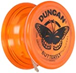 Genuine Duncan Butterfly® Yo Yo Classic Toy Orange