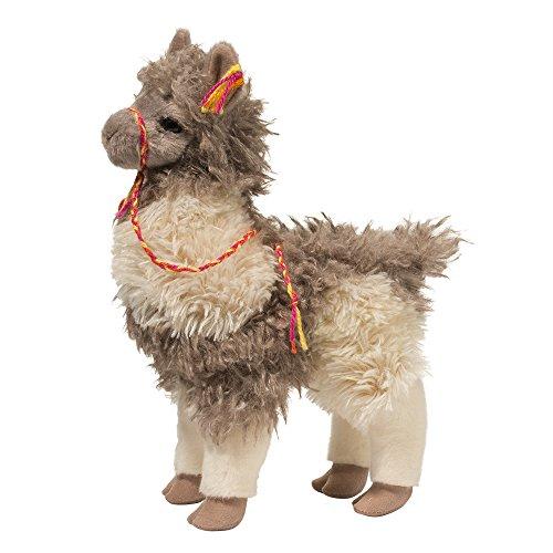 Cuddle Toys 1743 Zephyr Llama (Stuffed Llama Large)