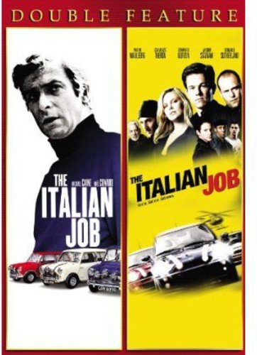The Italian Job (1969) / The Italian Job (2003) Double Feature (Italian Star)
