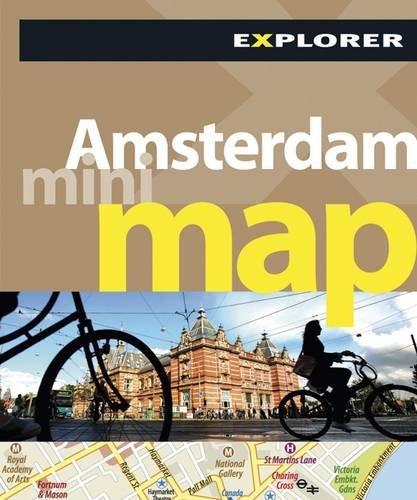 Amsterdam Mini Map Explorer (Mini Maps)