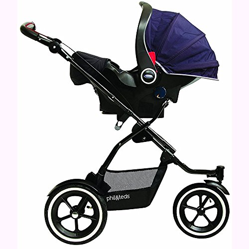 Amazon Com Phil Teds Sport Stroller V55 With Double Seat