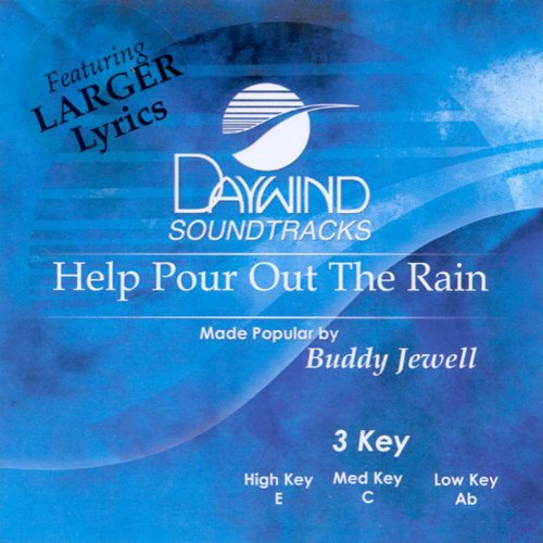 Rain Accompaniment Cd - Help Pour Out The Rain [Accompaniment/Performance Track]