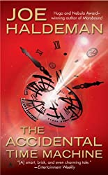 [Accidental Time Machine] (By: Joe Haldeman) [published: August, 2008]
