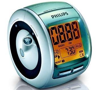 Radio despertador proyector AJ3600: Amazon.es: Electrónica