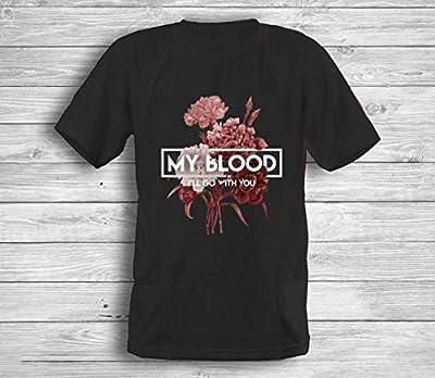 Twenty One Pilots My Blood Shirt Gift For Men Women