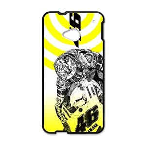 Valentino Rossi 46 HTCone M7 cell phone case Black Beautiful gifts KF0701940