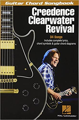 Amazon.com: Creedence Clearwater Revival (Guitar Chord Songbooks ...