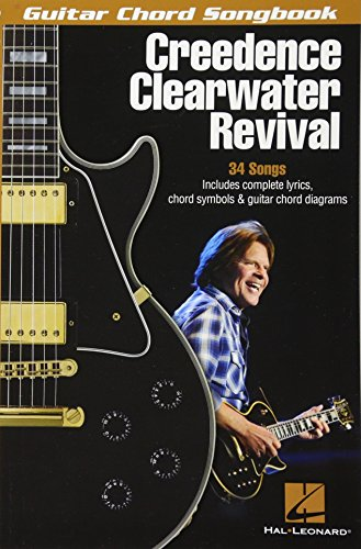 - Creedence Clearwater Revival (Guitar Chord Songbooks)