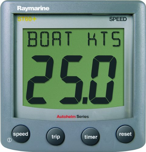 Raymarine ST60 Plus Speed System with Transducer (A22009-P) (26234) by Raymarine