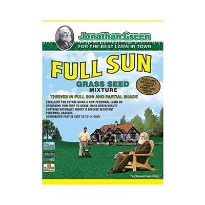 Jonathan Green & Sons 10880 7-Lb. Full Sun Grass Seed Mixture