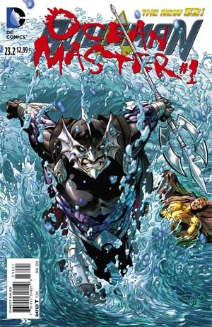 Download Aquaman #23.2 Ocean Master (Standard Edition) pdf