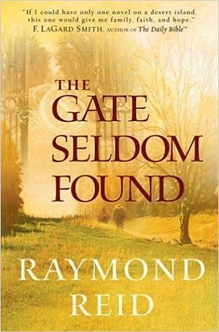 Book The Gate Seldom Found