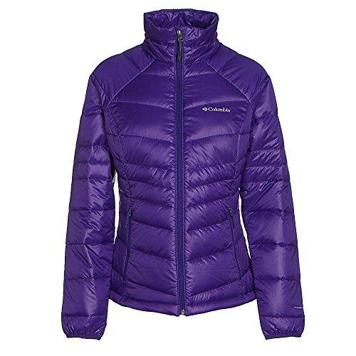 chaqueta de Radial hacia la Columbia abajo 650 mujer Gold TurboDown Ywq7v0