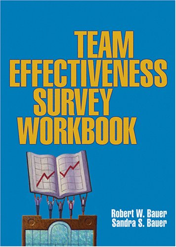 Download The Team Effectiveness Survey Workbook pdf epub