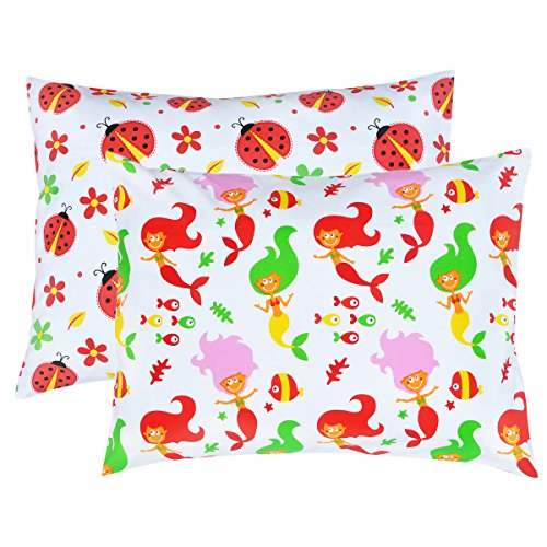 YourEcoFamily Quality Toddler Pillowcases Hypoallergenic product image