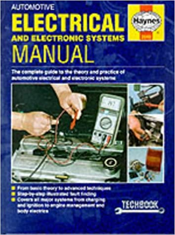 Automotive electrical and electronic systems haynes techbooks a automotive electrical and electronic systems haynes techbooks a tranter 9781859600498 amazon books publicscrutiny Choice Image