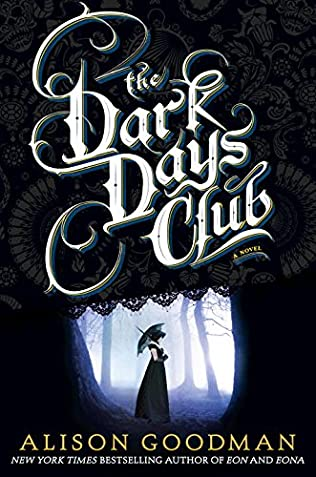book cover of The Dark Days Club