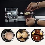 DIY Woodworking Mini Lathe Beads Polisher Table Saw Cutting Drill Rotary Tool