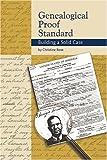 Genealogical Proof Standard, Christine Rose, 092962615X