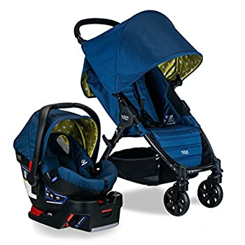 Image of Britax Pathway & B-Safe 35 Travel System, Connect Baby