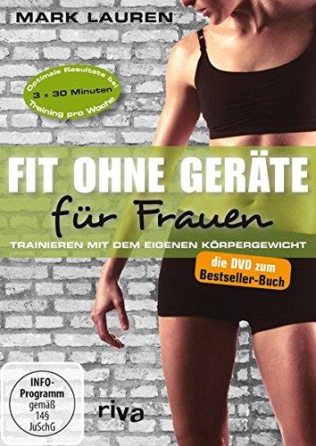 Fit ohne Geräte für Frauen - Trainieren mit dem eigenen Körpergewicht DVD bei amazon kaufen