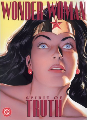 Download Wonder Woman: Spirit of Truth (Wonder Woman (Graphic Novels)) ebook