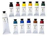 John Cosby Oil Paint Set