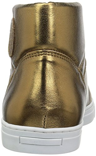 Pictures of Vince Camuto Boys' GRADIE2 Sneaker Gold 3 Gold 3 M US Little Kid 8