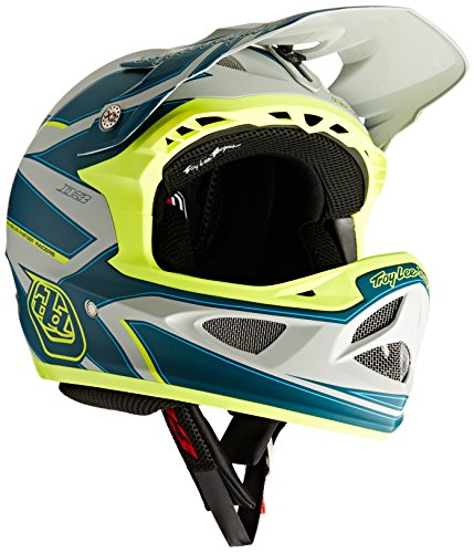 Troy-Lee-Designs-D3-Composite-Helmet-Reflex-GrayYellow-XL