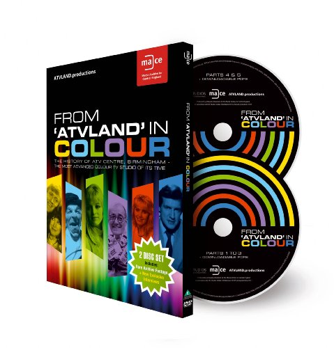 From ATVLand in Colour DVD case