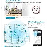 Broadlink TC2 Smart Wall Switch 2Gang Touch