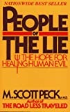 People of the Lie, M. Scott Peck, 0671528165