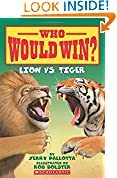 #4: Who Would Win? Lion vs. Tiger