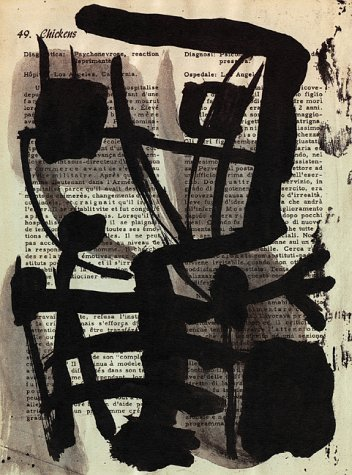 Karel Appel: Psychopathological Notebook: Drawings and Gouaches 1948-1950