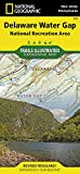 Delaware Water Gap National Recreation Area (National Geographic Trails Illustrated Map)