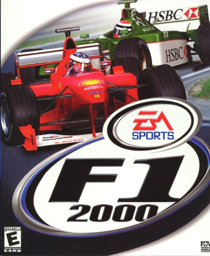 F1 2000 - PC (Best Ea Sports Games For Pc)