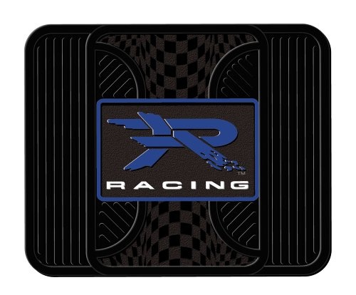 (Plasticolor Blue R Racing Velocity Style Molded Utility Mat 14