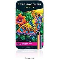 36-Piece Prismacolor 92885T Premier Colored Soft Core Pencils