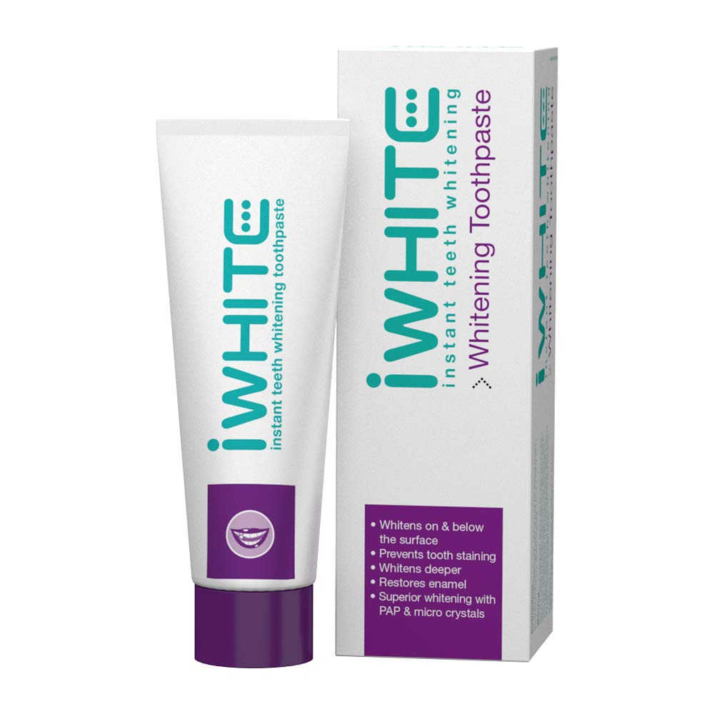Iwhite Instant Teeth Whitening Toothpaste Active Teeth Whitening