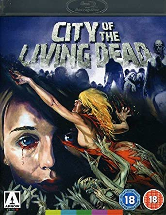 City Of The Living Dead Blu Ray 1980