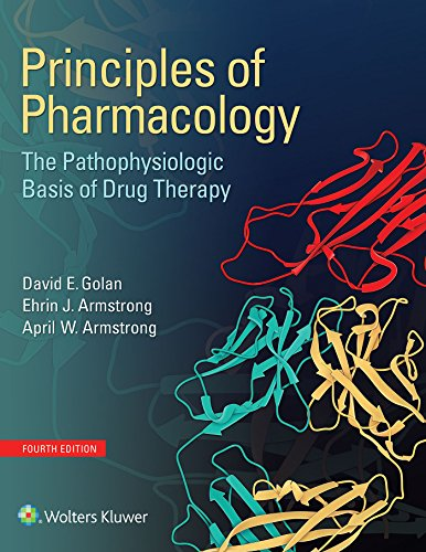 principles of pharmacology international 感想 david e golan 読書